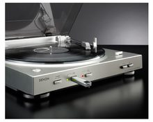 Проигрыватель пластинок Denon DP-200USB с записью на USB