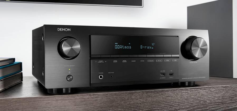 Denon AVR-X1500H Domolux.ua Dstore.com.ua Hi-Fi.ua