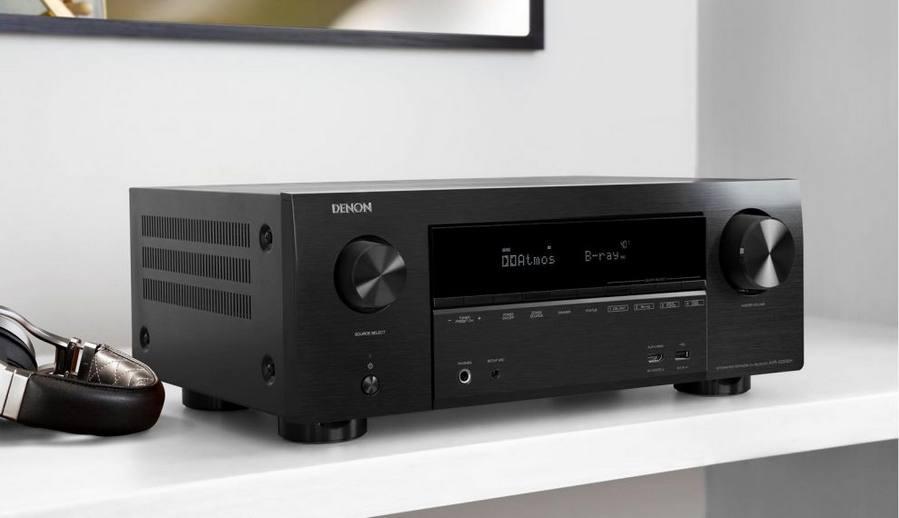 Denon AVR-X2500H hi-fi.ua/products/denon-avr-x2500h